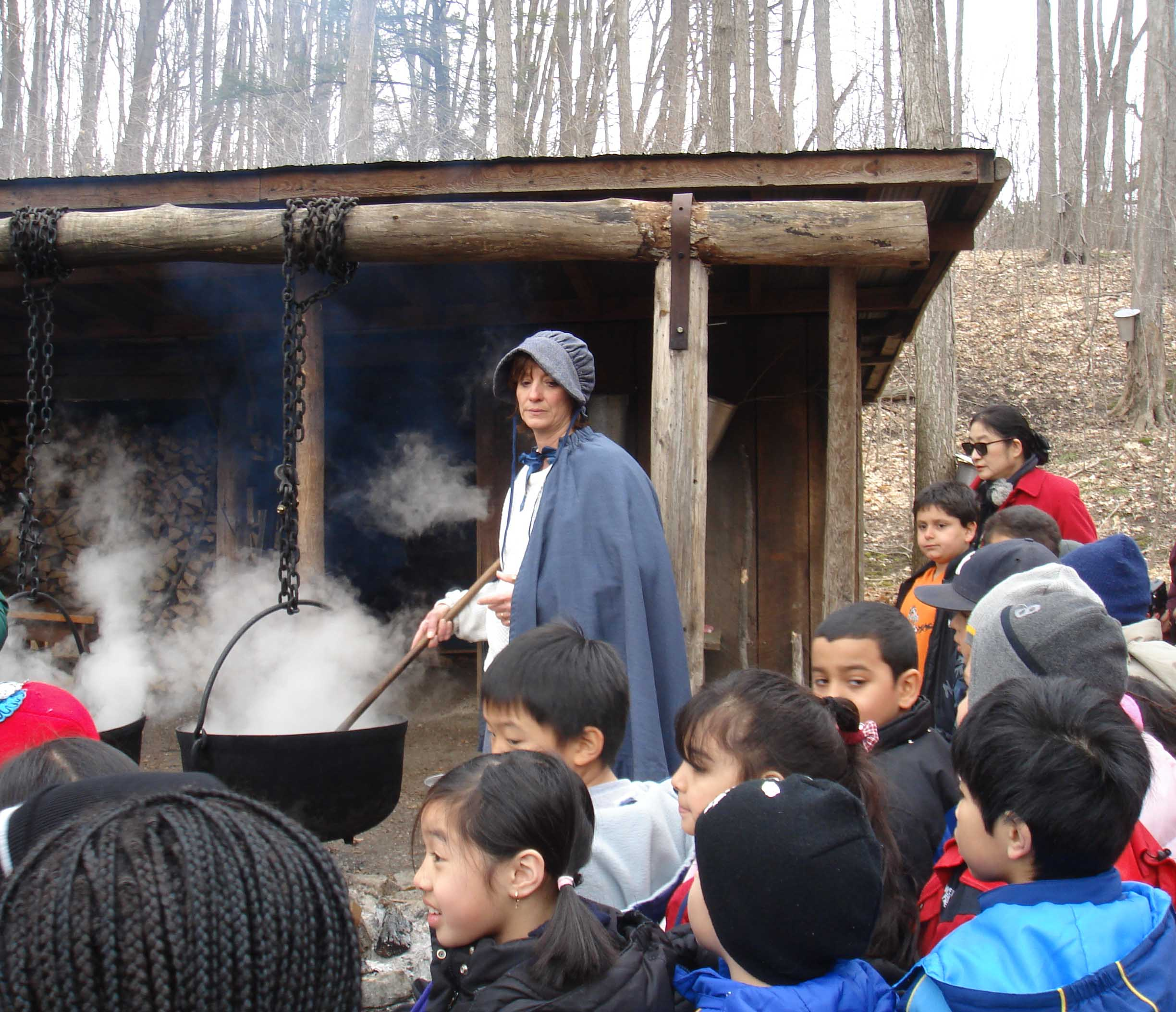 How to make a maple syrup